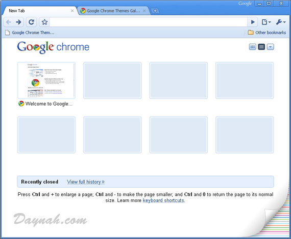 chrome-defaulttheme