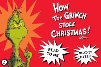 Grinch Book
