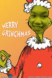 Grinchcam - Photo