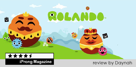 iPhone App Review: Rolando