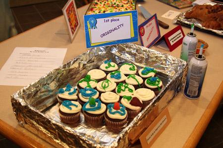 Wiki Cupcake